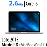 13-Inch MacBook Pro Core i5<BR>2.6GHz with Retina Display