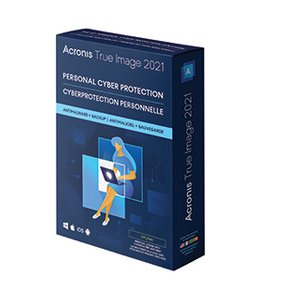 Acronis True Image 2021 Perpetual License for 3 Computers