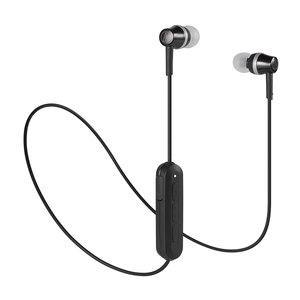Audio-Technica ATH-CKR300BTBK Wireless Earbuds