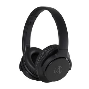 Audio-Technica ATH-ANC500BTBK Headphones - Black