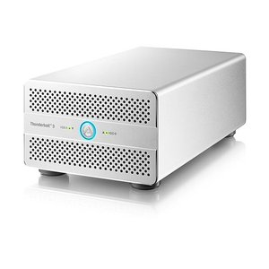 (*) AKiTiO Thunder3 Duo Pro External Thunderbolt 3 Storage Solution + Docking for Windows