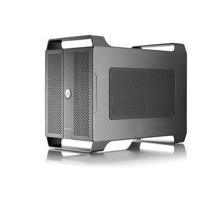 AKiTiO Node Duo Thunderbolt 3 PCIe 2-Slot Expansion Chassis for 2 x PCIe Cards. Includes Thunderbolt 3 cable.