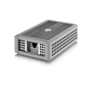 AKiTiO T3-10G Thunderbolt 3 to 10Gb Ethernet Adapter - Bus-Powered, Highest Performance, Multi-network Speed Compatible