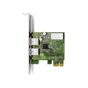 (*) AKiTIO PCIe Express USB 3 Card for Thunder2 or Windows PC (Windows Only)
