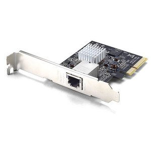 (*) AKiTiO 10G/Nbase-T PCIe Network Card.