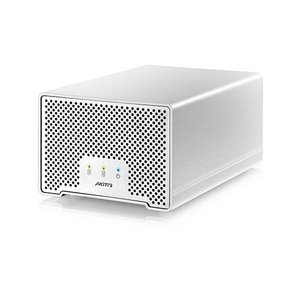 (*) 2.0TB AKiTiO Neutrino Thunder D3 Thunderbolt Storage Solution