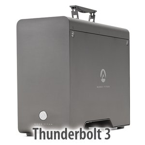 AKiTiO Node Titan Thunderbolt 3 eGPU Enclosure with 650W PSU