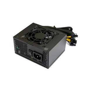 AKiTiO Power Supply SFX 500W built-in PCIe power cables