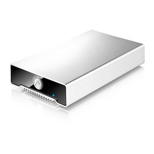 "AKiTiO Neutrino U3.1 Bus-Powered 2.5"" USB-C Storage Enclosure."