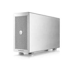 (*) AKiTiO Thunder3 PCIe External Enclosure for Thunderbolt 3 (Windows Only)