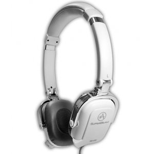 Andrea SuperBeam Binaural 3D Headphones w/Mic