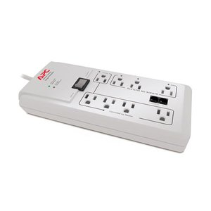 APC Green Power 8-Outlet Surge Strip with AutoPower