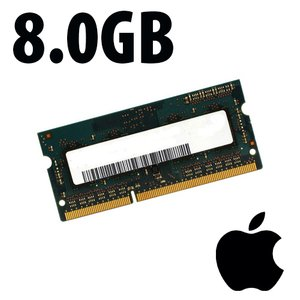 (*) 8.0GB Apple-Micron Factory Original PC4-19200 DDR4 260 Pin 2400MHz SO-DIMM Module *Used / Pull*