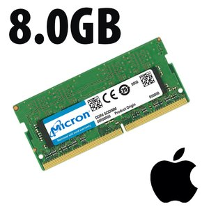 (*) 8.0GB 2666MHz DDR4 SO-DIMM PC4-21300 SO-DIMM 260 Pin Memory Module