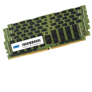 (*) 192.0GB (6 x 32GB) Apple-Major Brand PC23400 DDR4 ECC 2933MHz 288-pin RDIMM Memory Upgrade Kit