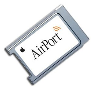 Apple Genuine AirPort 802.11b Wireless Card **2-Pack**