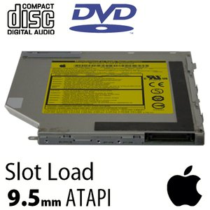 Apple OEM CDRW/DVD-ROM Combo drive for MacBooks 2006-2008 (Internal optical drive)