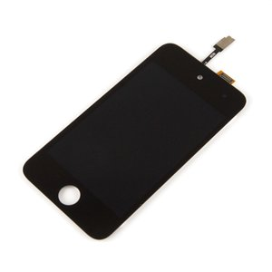 Replacement Glass Digitizer LCD Touch Screen for Apple iPod touch 4G Black. Apple OEM, New.