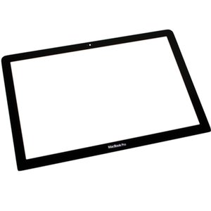 Apple Service Part: Front Display Glass for MacBook Pro 17-inch Aluminum Unibody. New, OEM.
