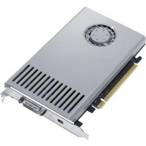 (*) Apple / NVIDIA GeForce GT 120 Graphics for Mac Pro.