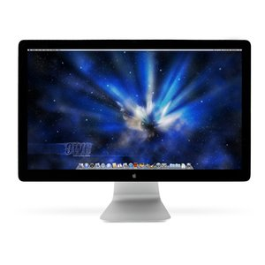 Apple Cinema Display 27-inch LED-backlit Display up to 2560 x 1440 connects via mini-Displayport