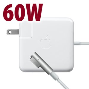 Apple Genuine 60W MagSafe Power Adapter for MacBook Pro & MacBook (2006-2012)