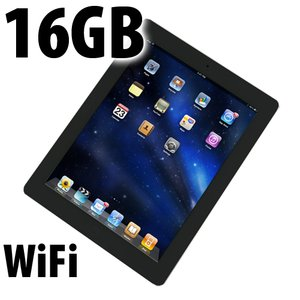 Apple iPad 4 16GB Tablet - Black. Used / Very Good Condition.