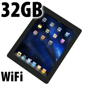 Apple iPad 4 with Retina display 32GB Tablet - Black. Used / Very Good Condition.