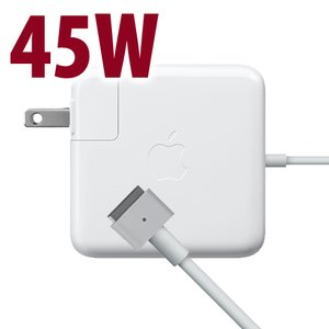 Apple 45W MagSafe 2 Power Adapter for MacBook Air 2012-14 Models. Retail Packaged
