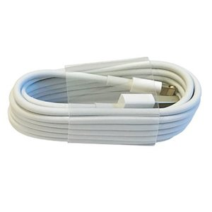 "2.0 Meter (78"") Apple Genuine Lightning to USB Cable. Bulk Packaged."