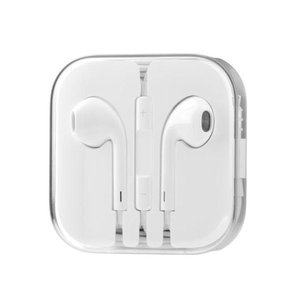 (*) Apple (Genuine) EarPods with Remote + Mic for iPhone/iPod. *New, Open Box*