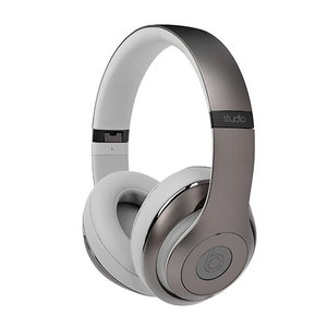 Apple Beats Studio2 Wireless Over Ear, Adaptive Noise Cancelling Headphones *Top of the Line* Color: Metallic Sky