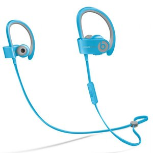 Apple / Beats by Dr. Dre Powerbeats2 Wireless Earbuds. Blue Sport. *Factory Refurbished*