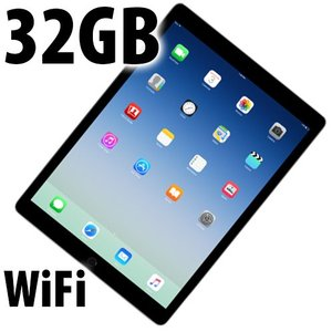 "Apple iPad Pro 32GB Tablet 9.7"" - Space Gray"