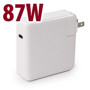 Apple Genuine 87W USB-C Power Adapter