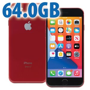 Apple iPhone 8 64GB USA/Global GSM (Unlocked) - (PRODUCT) RED
