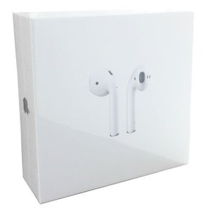 (*) Apple AirPods 2 (Latest Model/Version) Wireless Bluetooth Headphones/Earbuds with Charging Case