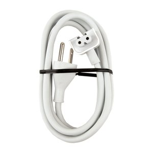 "(*) Apple Service Part: 1.8 Meter (72"") Apple Genuine AC Power Cable - Good/Excellent Condition, 'Unused, Bulk Packaged'"