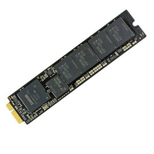 (*) 256GB Apple SSD for 2010 and 2011 MacBook Air laptop models - OWC Tested System Pull