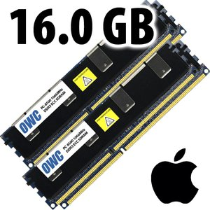 (*) 16.0GB (4x 4GB) Mac Pro 2009/2010 Memory Matched Set PC-8500 1066MHz DDR3 ECC-R *USED*