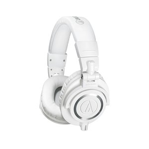 Audio-Technica ATH-M50xWH Professional Monitor Headphones