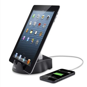 Belkin Power Tablet Stand with 2.1A USB Charging for iPads and Tablets