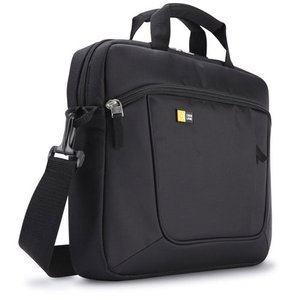 "Case Logic 15.6"" Laptop and iPad Slim Case - Black."