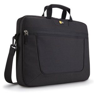 "Case Logic 15.6"" Top Loading Laptop Case - Black."