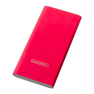 Calitronics instaCHARGE 6600mAh Dual-USB Quick Charge Power Bank - Red