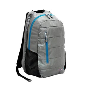 J World New York Collis Laptop Backpack - Grey