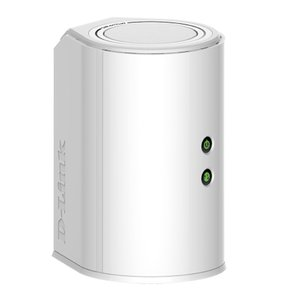 D-Link Wireless AC750 Dual Band Cloud Router - White