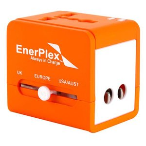 EnerPlex Travel Adaptor for US, UK, and EU