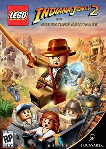LEGO Indiana Jones 2: The Adventure Continues by Feral Interactive for Intel based Mac systems.