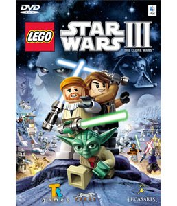 Lego Star Wars III: The Clone Wars. Play as your favorite Star Wars character! Great game!